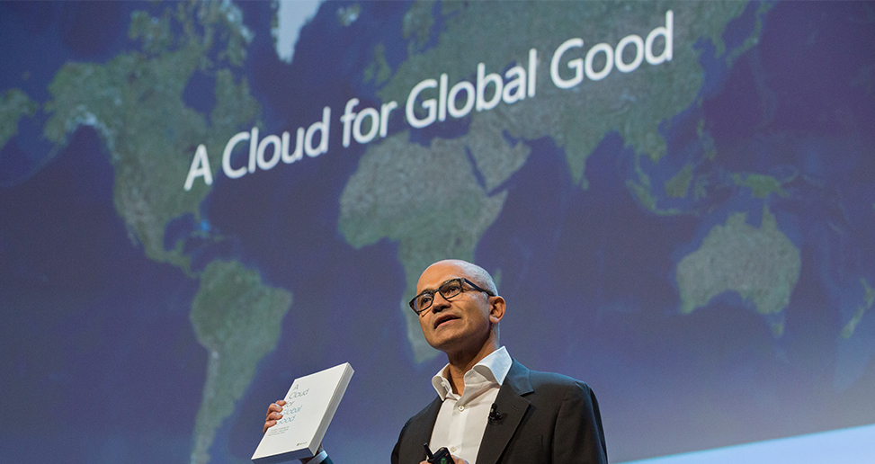 Satya Cloud for Global Good book