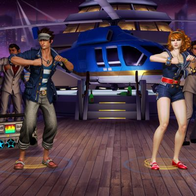 "Screenshot from ""Dance Central 2,"" a new game for Kinect for Xbox 360."