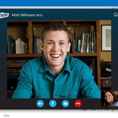 Skype will be coming to Outlook.com soon, so people can video call Skype or Outlook friends, even if neither have the Skype client installed.