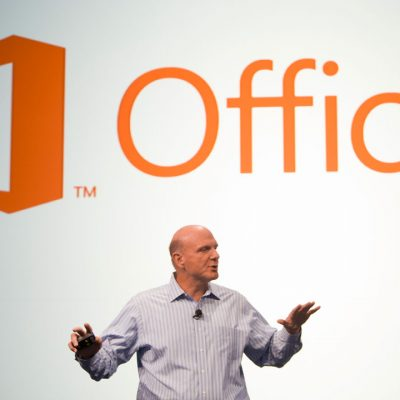 Monday, July 16 in San Francisco, Calif., Microsoft CEO Steve Ballmer announces the customer preview of the new Microsoft Office. The next release features an intuitive design that works beautifully with touch, stylus, mouse or keyboard across new Windows devices, including tablets. The new Office is a cloud service so documents are always available across your devices.