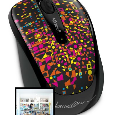 Renowned companies have commissioned Deanne Cheuk for her illustrative design approach, which she portrays beautifully in the Limited Edition Artist Mouse Series. This fantastical mouse is fun to look at, and its ambidextrous design and rubber side grips ensure comfort and durability in any setting.