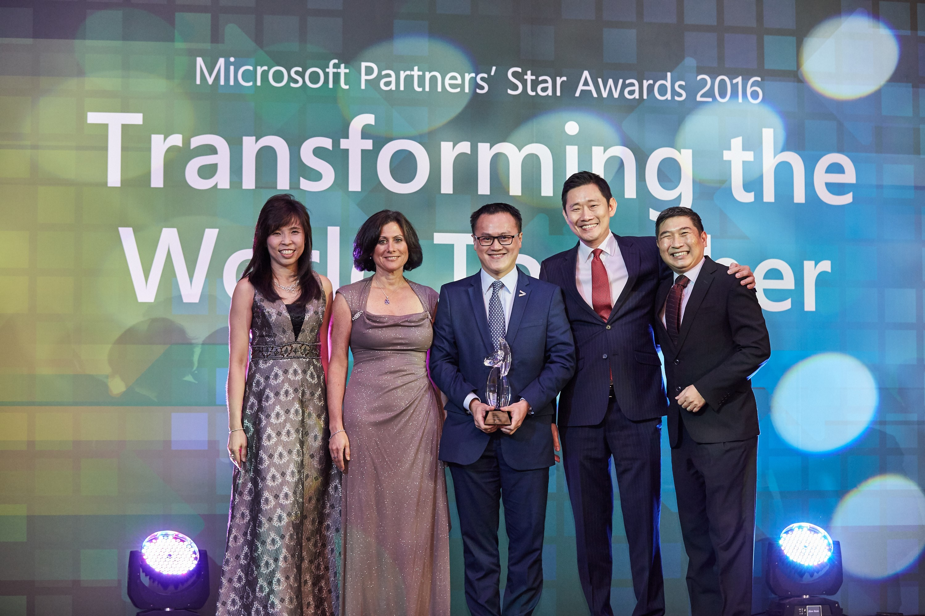 Microsoft Singapore Names Accenture Avanade Country Partner Of The