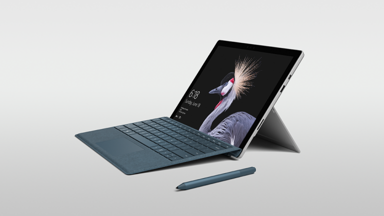 The new Surface Pro is the most versatile laptop we've ever built. It takes the category it pioneered and pushes it a meaningful step forward.