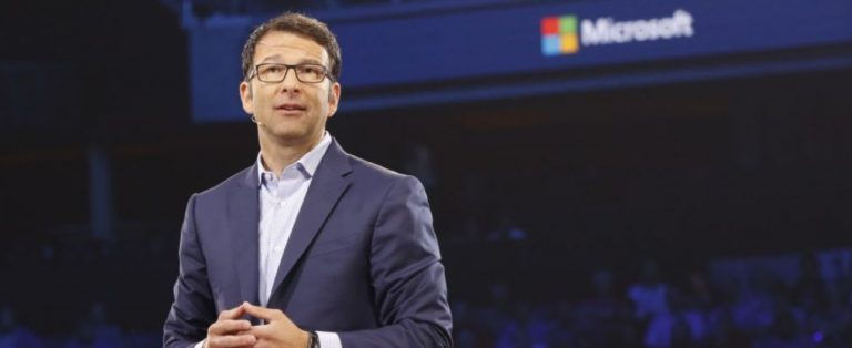 Judson Althoff, executive vice president, Worldwide Commercial Business, at Microsoft Inspire