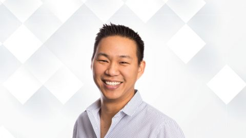 A photo of BitTitan CEO Geeman Yip