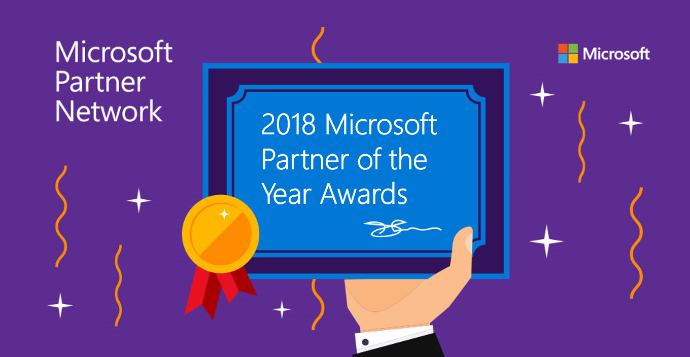 Partner of the Year2018