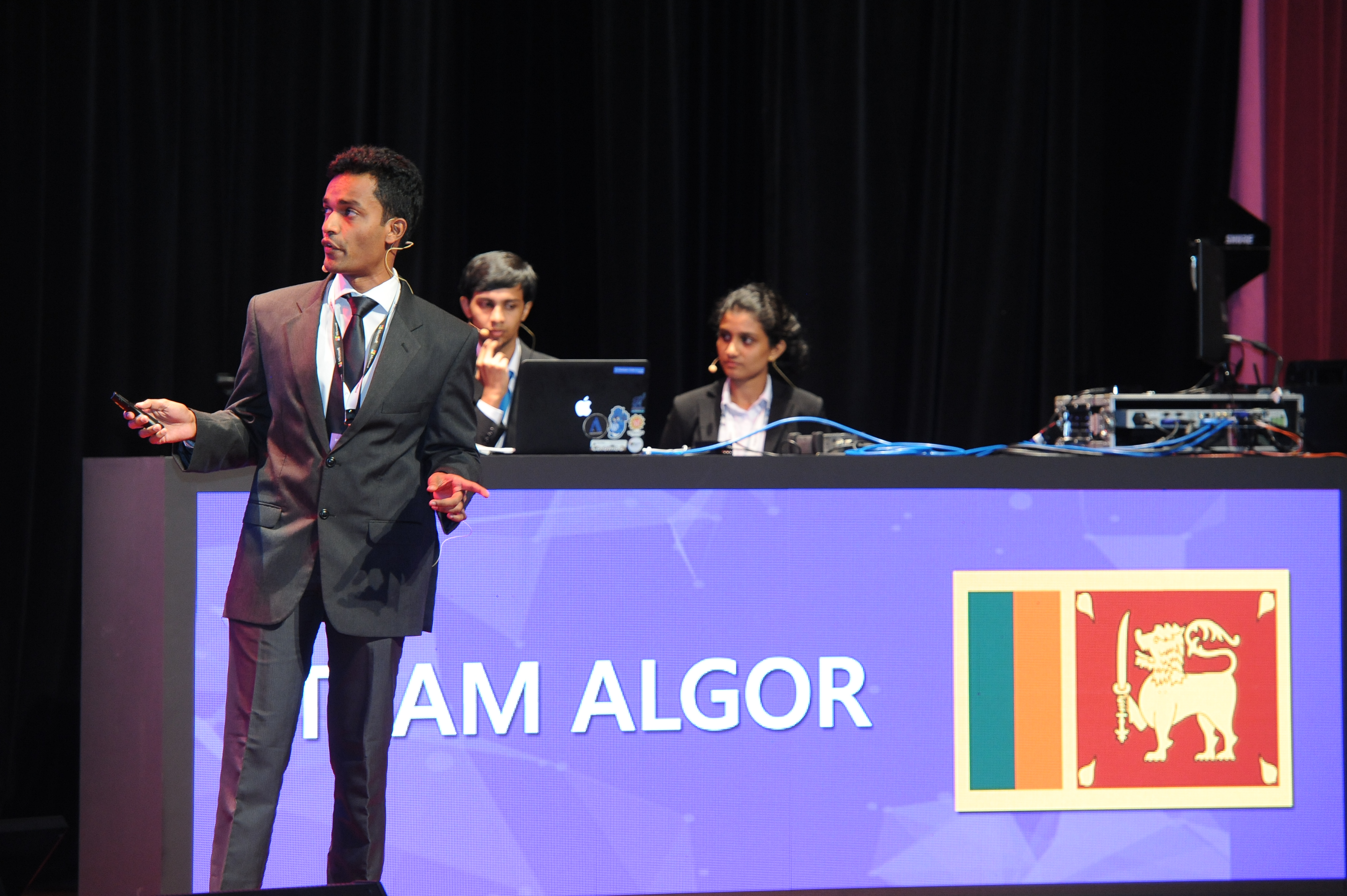 Team AlgoR - Sri Lanka