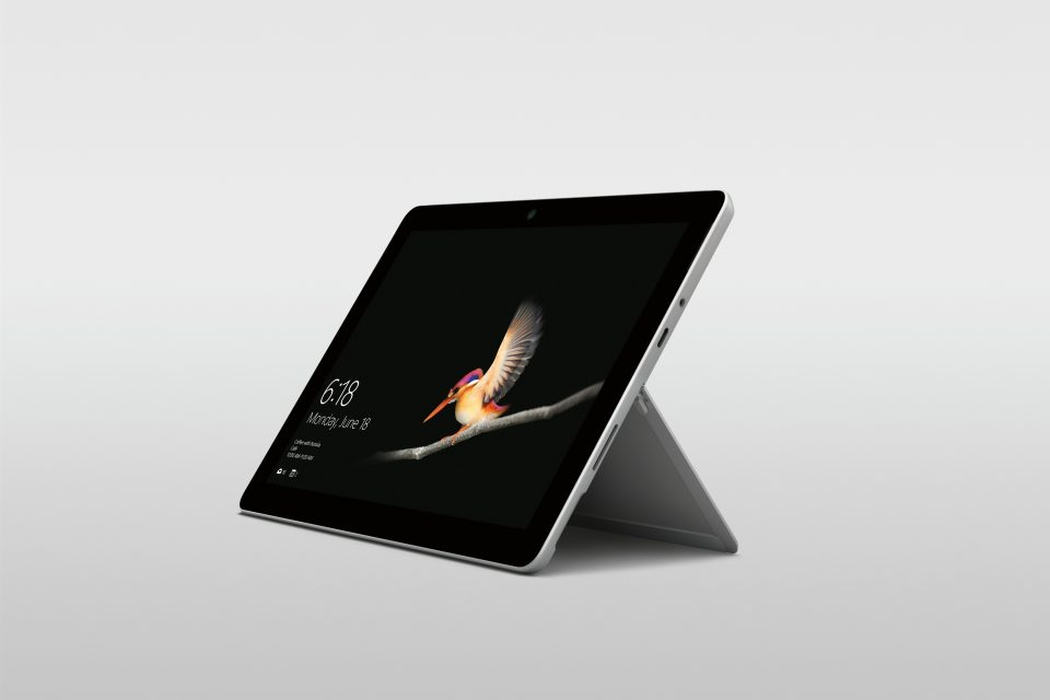 Meet Surface Go, it's our smallest, lightest, and most affordable Surface yet