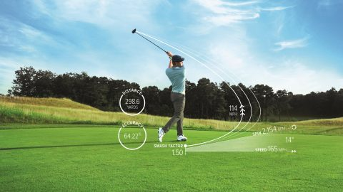 Don't let the pencils fool you: Golfers are teeing up a tech revolution
