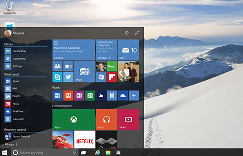 how to remove photos from windows 10 start screen