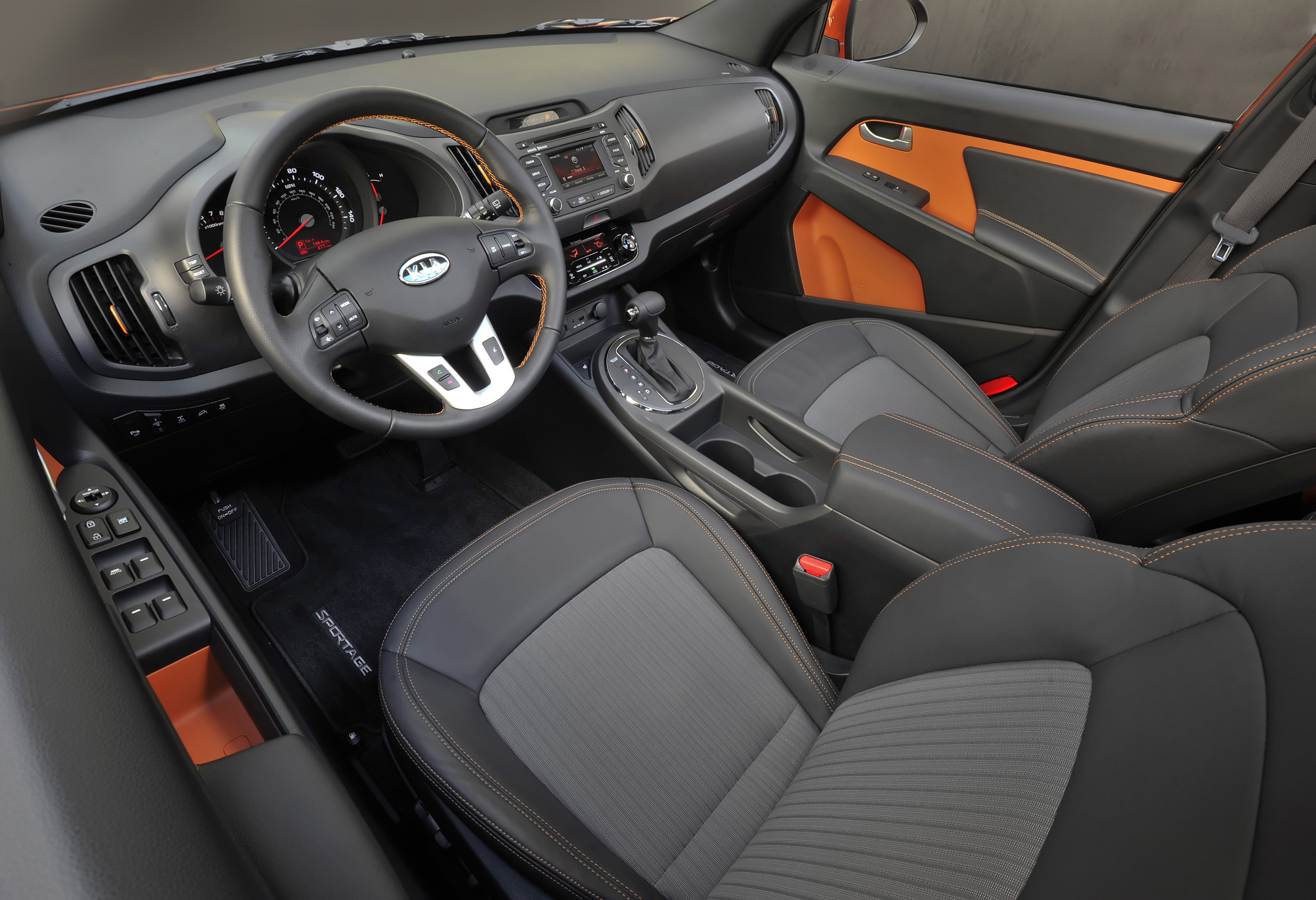 Kia Uvo Update Download >> UVO in the 2011 Kia Sportage | Stories