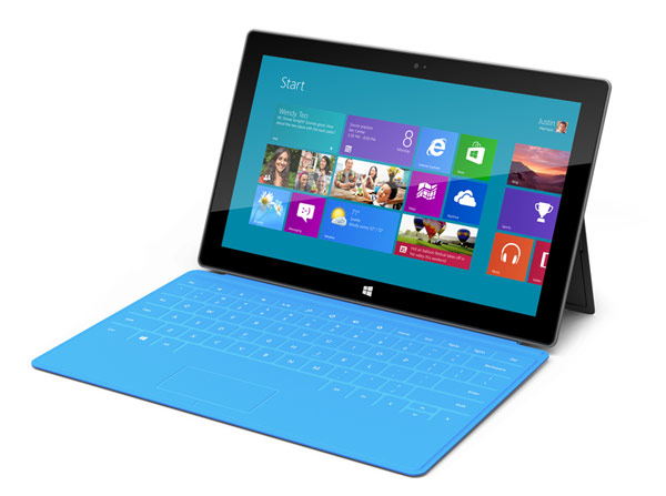 Surface: A New Family of PCs for Windows