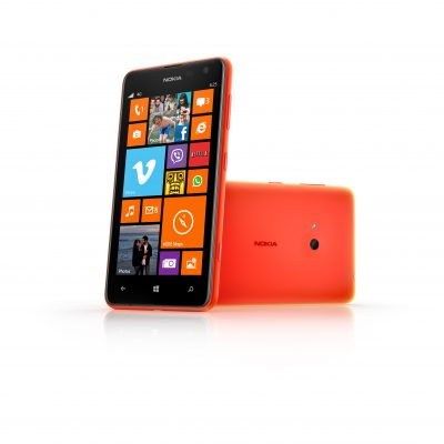 Powered by Windows Phone 8, the Nokia Lumia 625 delivers a richer and easier to use smartphone experience at a competitive price.