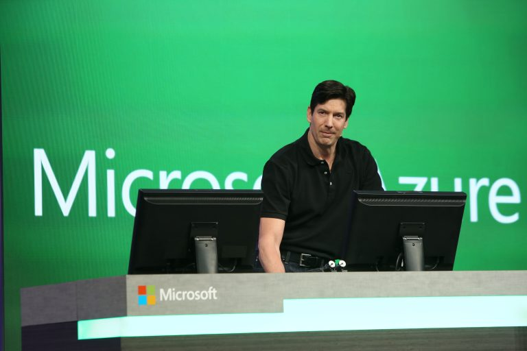 Mark Russinovich, Microsoft technical fellow, provides a demo for running Puppet Labs technology on Microsoft Azure. Microsoft on Thursday announced new open source partnerships with Chef and Puppet Labs to run configuration management technologies in Microsoft Azure Virtual Machines.