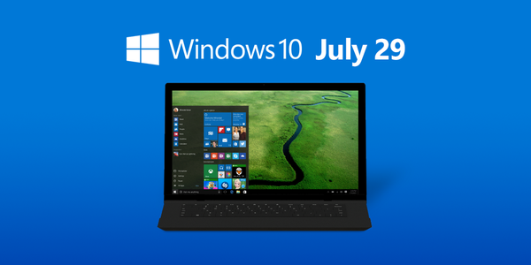 Windows 10 Available As A Free Upgrade On July 29 - ศูนย์ข่าวสาร