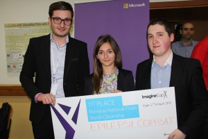 Imagine Cup Romania Epilepsy Combat
