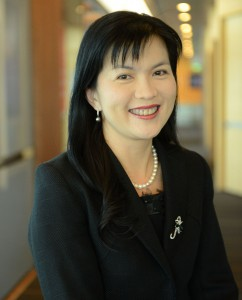 Stephanie Hung, Senior Director, Public Sector Group, Microsoft Singapore