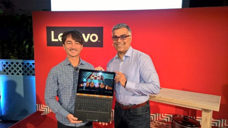 Lenovo #Windows10Devices Event