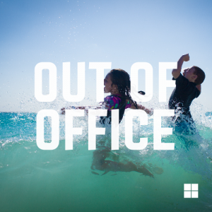 Generate your own OOO memes at Microsoft's Center for Out of Office Excellence.