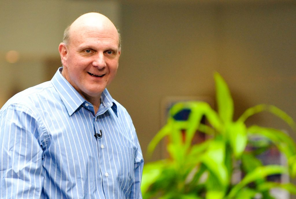 """There wouldn't be a Microsoft today without Dave,"" says former Microsoft CEO Steve Ballmer."