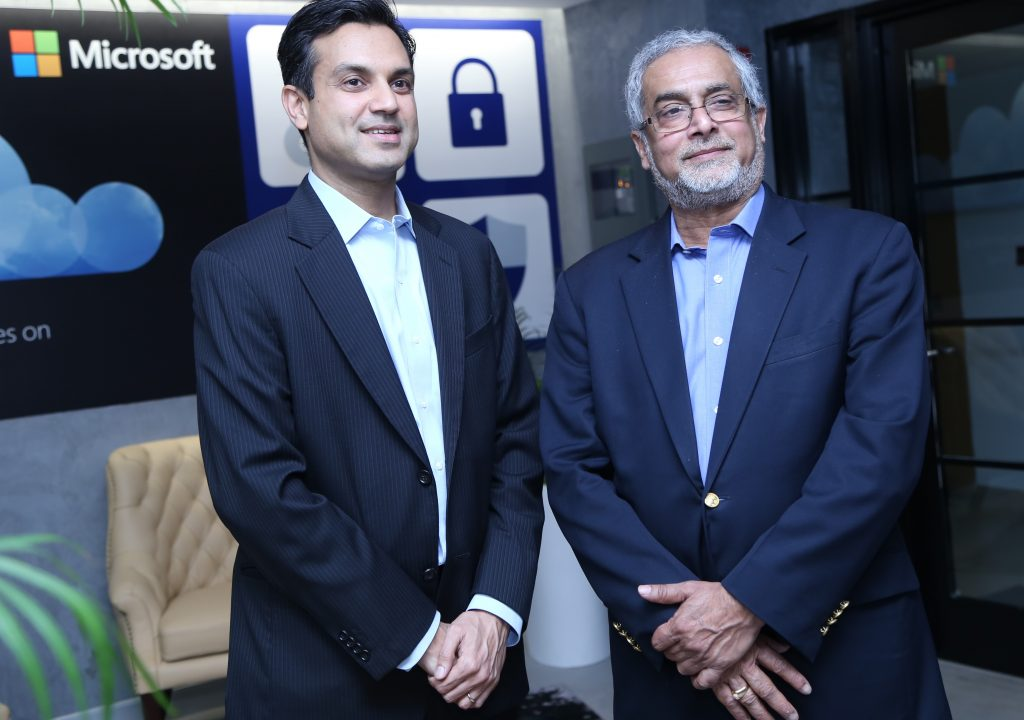 mr-bhaskar-pramanik-mr-anant-maheshwari-at-microsoft-csec-launch