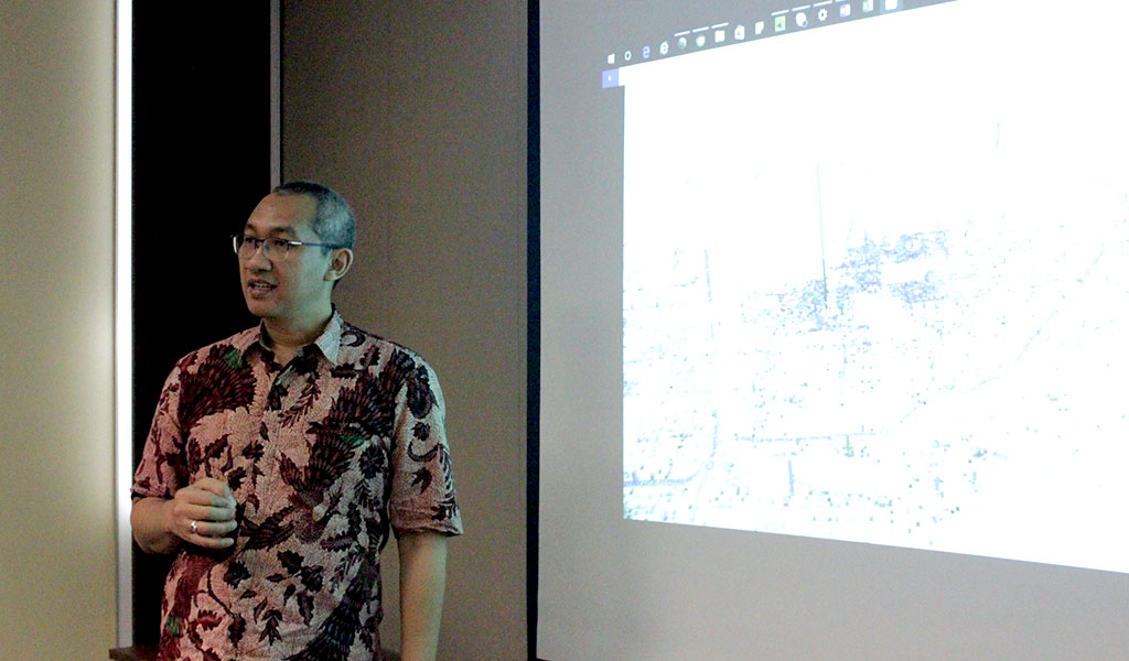 Tony Seno Hartono, National Technology Officer, Microsoft Indonesia
