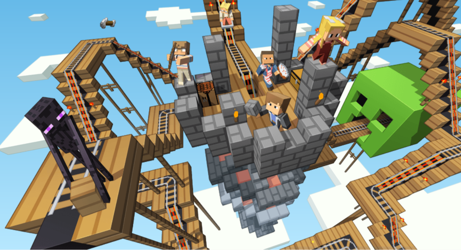 You can now create your own version of Minecraft