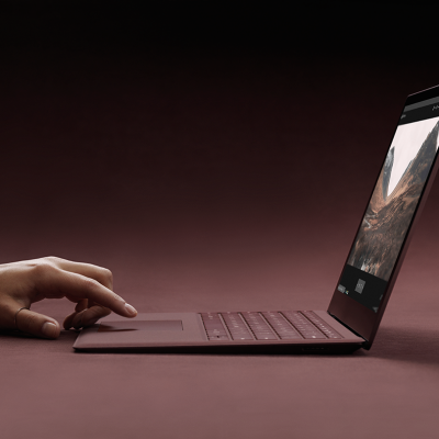 Incredibly thin and light, Surface Laptop strikes the right balance of performance, portability and beautiful design.