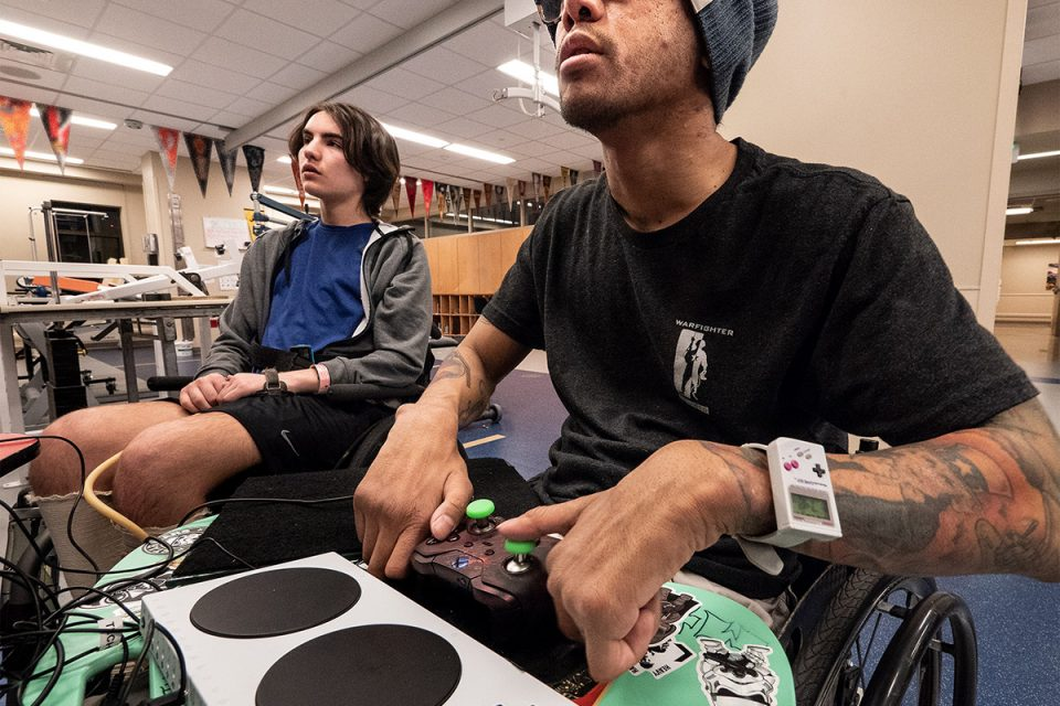 Plugged In: Xbox Adaptive Controller makes gaming accessible to people with a broad range of disabilities