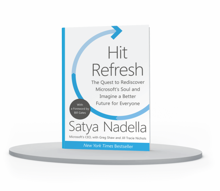 'Hit Refresh' is published