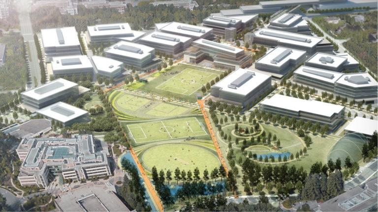 New Redmond campus plan unveiled