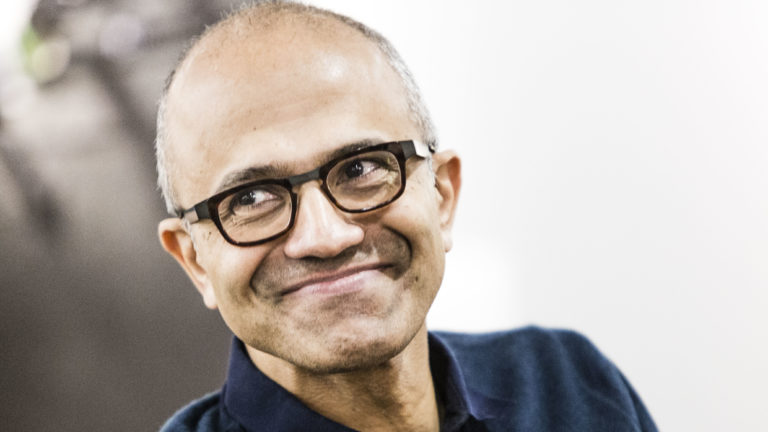 Satya Nadella marks 5 years as CEO