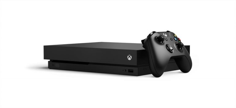 Xbox One X is launched