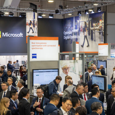 Microsoft at Hannover Messe 2019