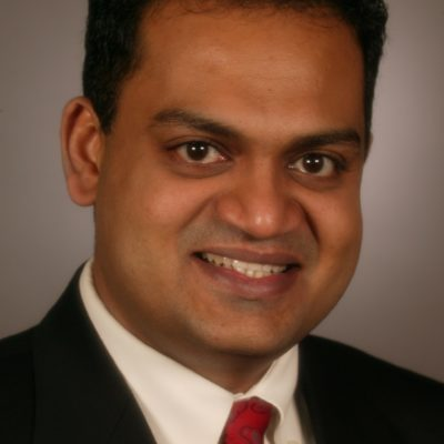 Headshot of Sanjay Ravi