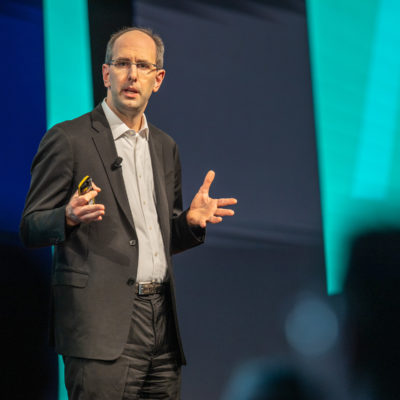 Scott Guthrie at IAA Keynote