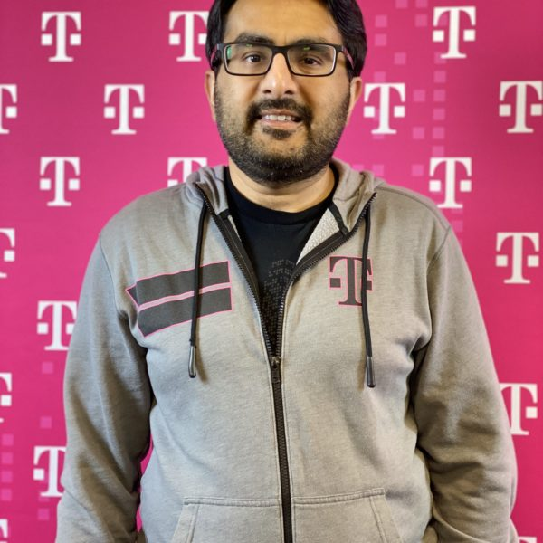 Parag Garg, T-Mobile's vice president of Product & Technology