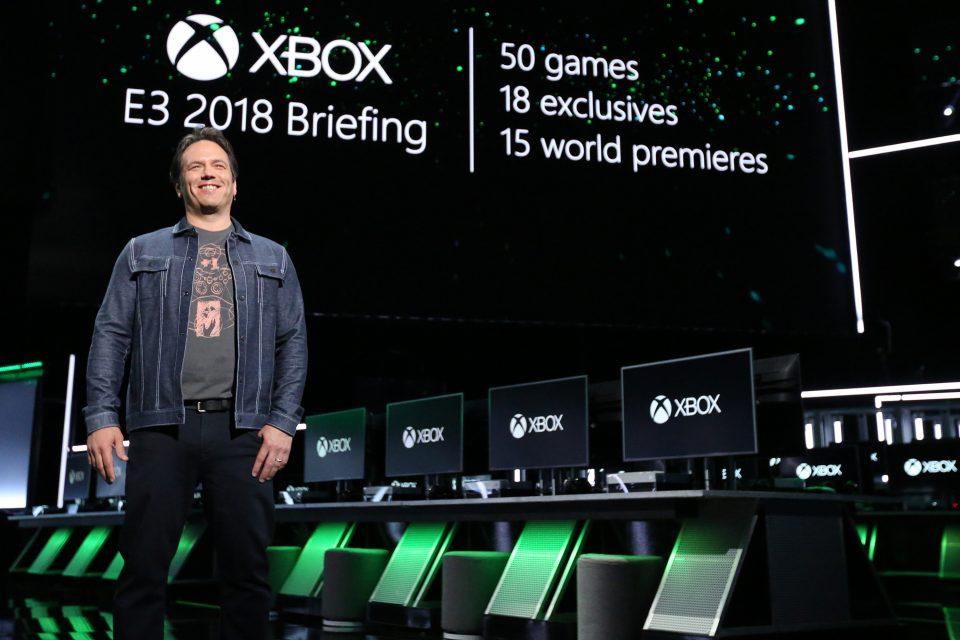 Xbox Auf Der E3 2018 Microsoft Stellt Rekordverdächtige 52