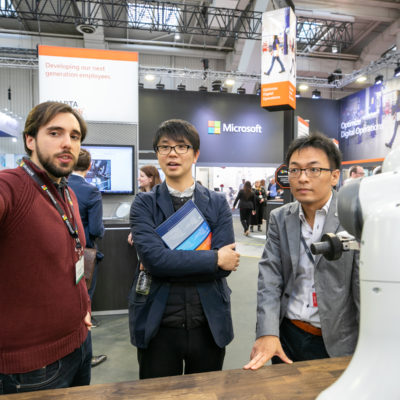 Hannover Messe 2019: LU München