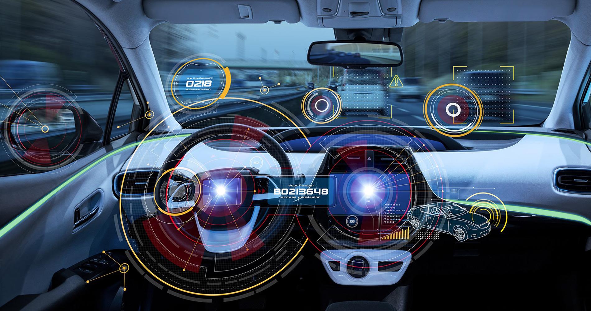 Software im Auto