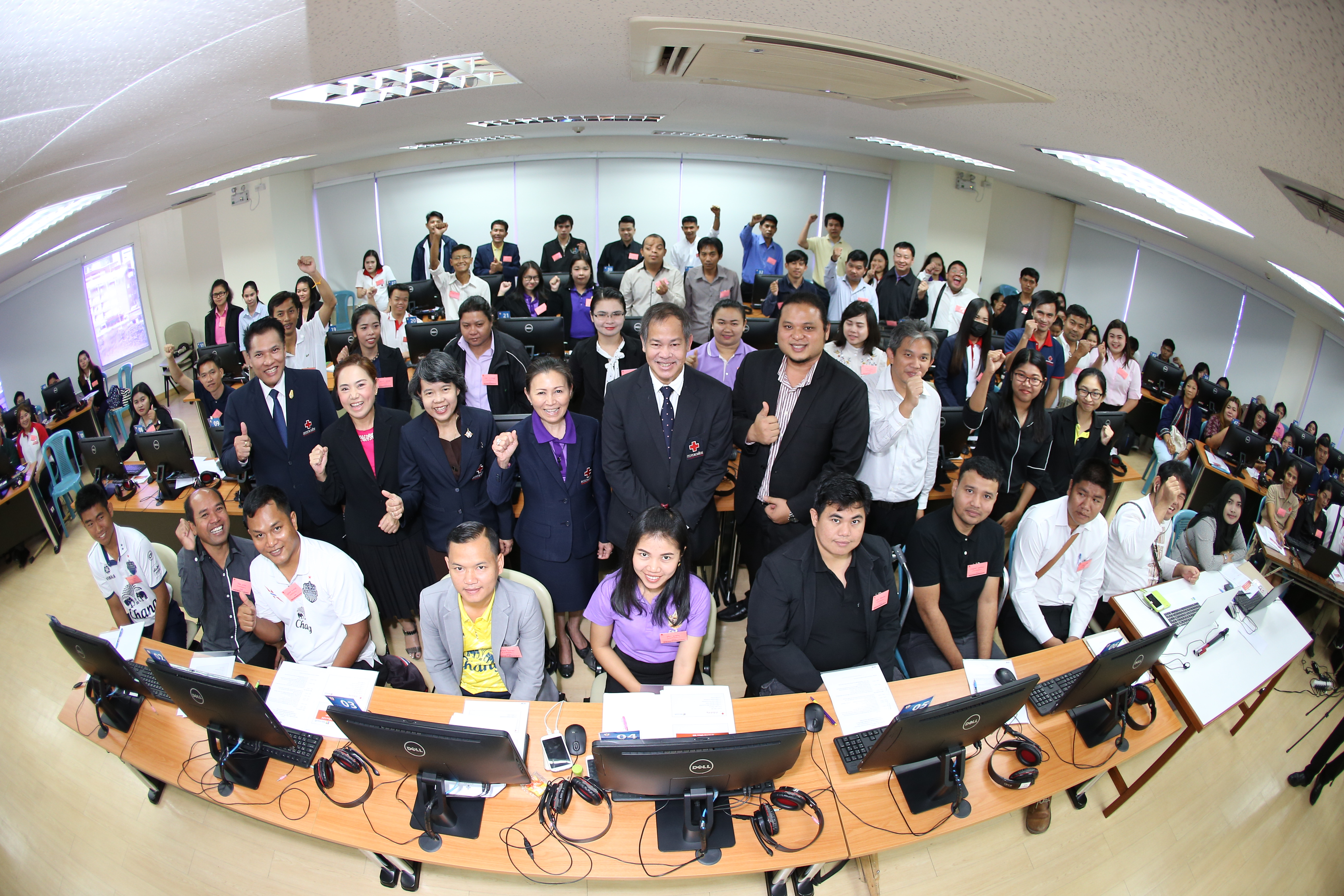 Thai Red Cross is building an inclusive workplace with