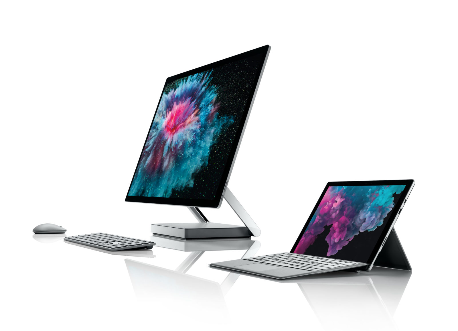 New Surface Devices