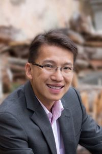 Portrait image of Wallace Yim, Director Strategy and Architecture at Bupa Australia & New Zealand