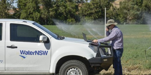 Water NSW Hero