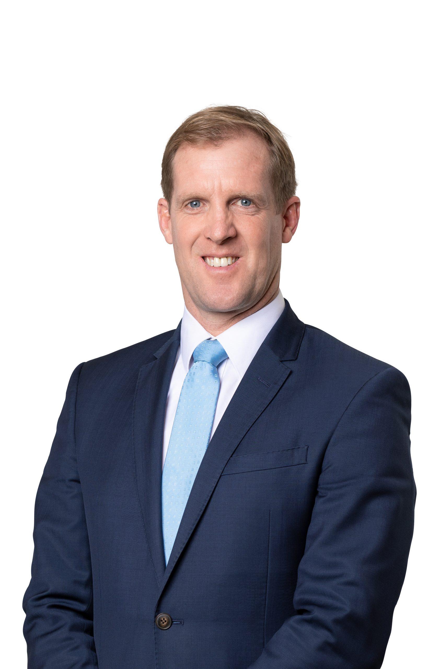 Portrait image of Stephen Patterson