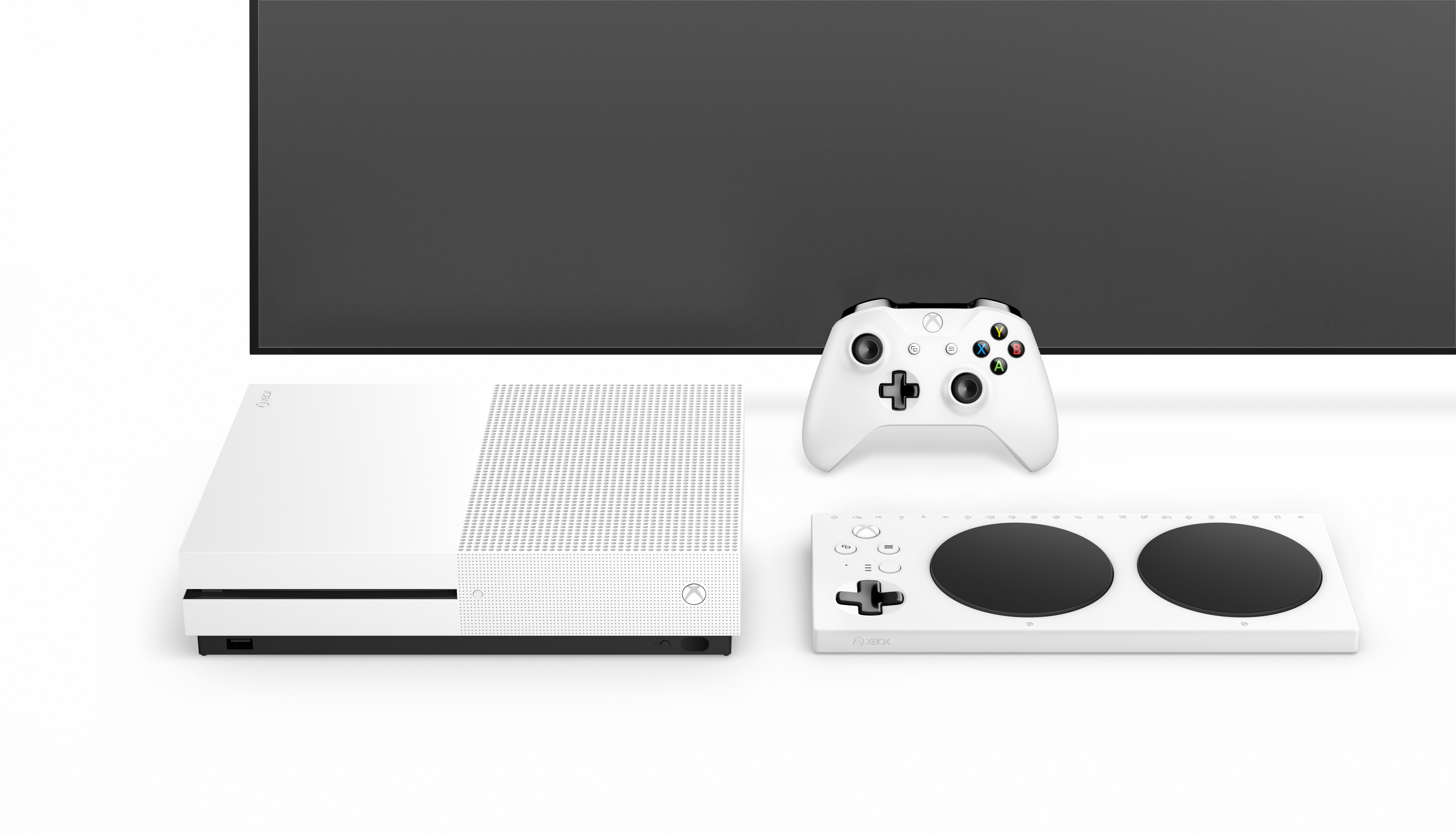 The Xbox Adaptive Controller