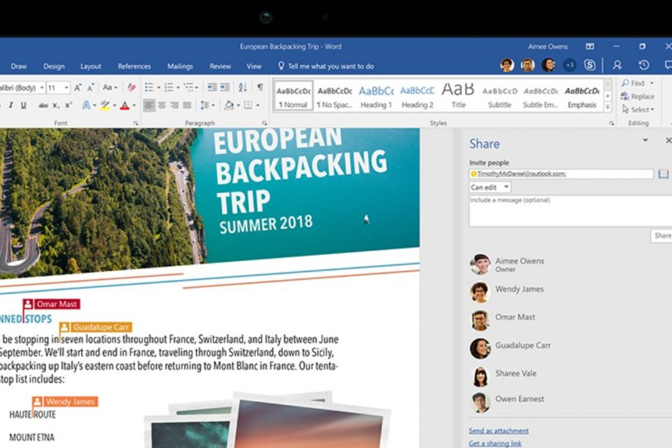 Dictate, edit PDFs, track changes - 10 handy tips for Microsoft Word