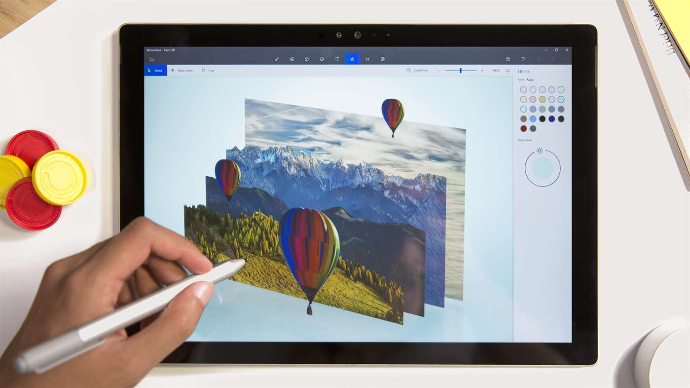 Five Amazing Ways You Can Use Paint 3d In The Classroom Microsoft News Centre Uk
