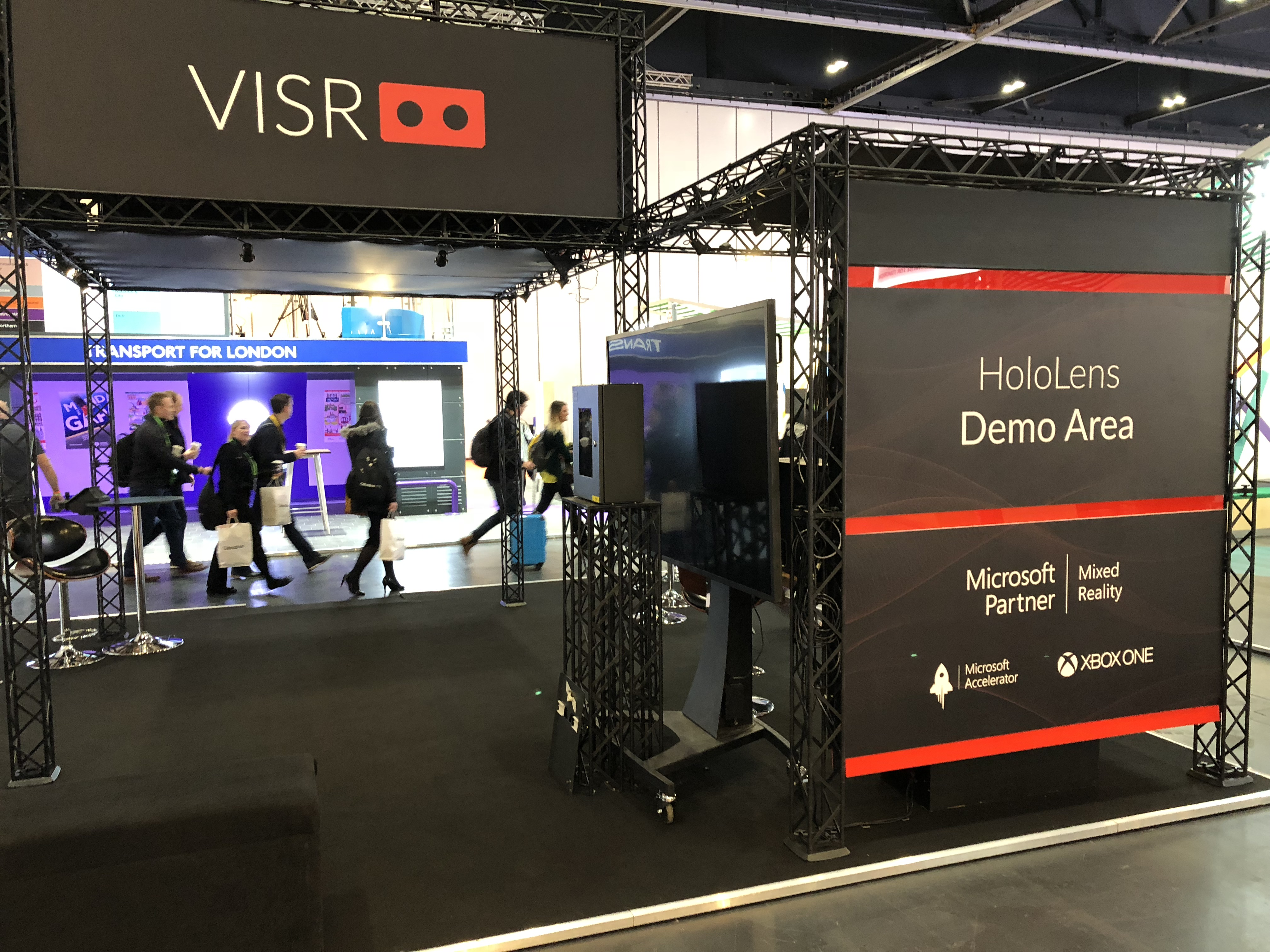 VISR, a Microsoft partner that specialises in Mixed Reality