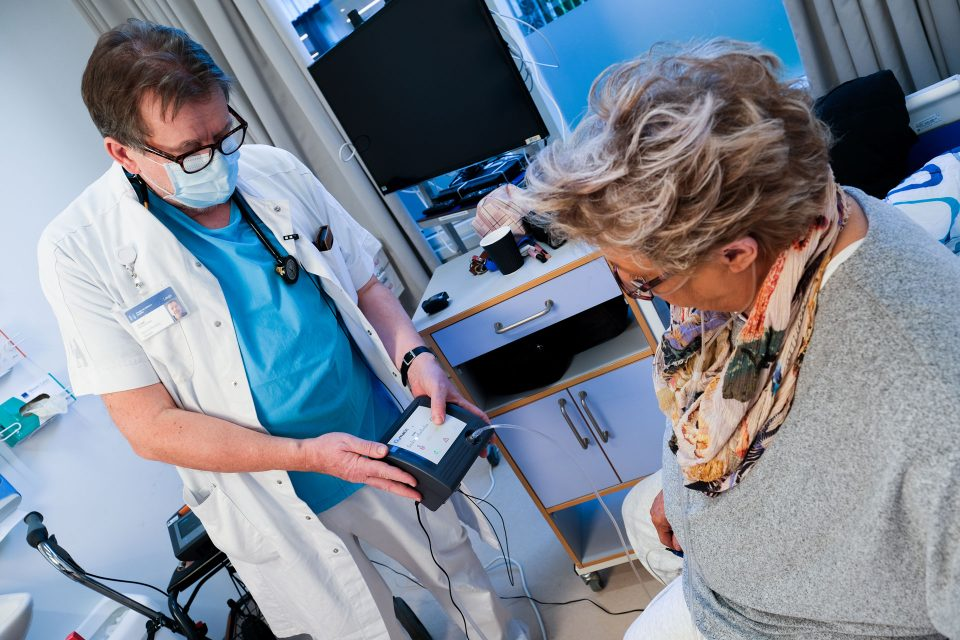 Hospital to home: Automated oxygen solution looks to help patients breathe easier